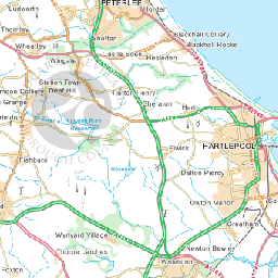 MyRedcar Map on